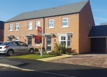 Thumbnail 3 bed property for sale in Peveril Place, Grantham