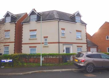 Thumbnail 4 bed detached house for sale in Linton Avenue Kingsway, Quedgeley, Gloucester