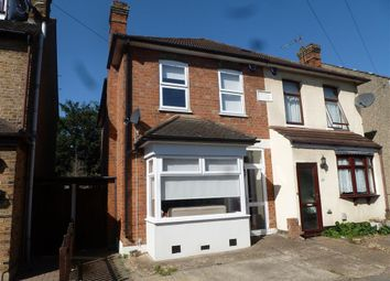 Thumbnail 3 bedroom semi-detached house for sale in Douglas Road, Hornchurch, Essex