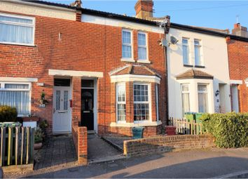 Thumbnail 3 bed terraced house for sale in Dyer Road, Southampton