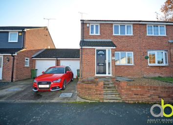 Thumbnail Semi-detached house for sale in Roseberry Avenue, Langdon Hills, Basildon