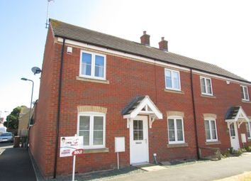 Thumbnail 3 bed semi-detached house to rent in Whitby Avenue, Eye