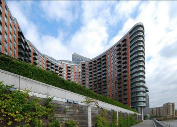 Thumbnail 1 bedroom flat for sale in New Providence Wharf, London
