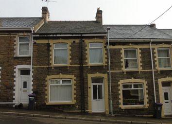 Thumbnail 2 bed terraced house for sale in Nicholas Street, Pontypool
