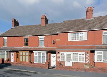 Thumbnail 3 bedroom terraced house for sale in East Road, Ketley Bank, Telford, Shropshire.