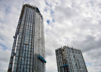 Thumbnail 1 bed flat for sale in Skyview Tower, Capital Towers, London