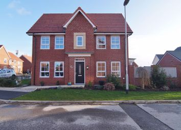 Thumbnail 3 bed detached house for sale in Grasshopper Drive, Warton