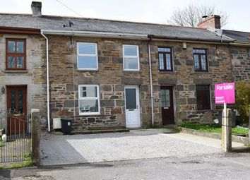 Thumbnail 3 bedroom cottage for sale in Falmouth Road, Redruth