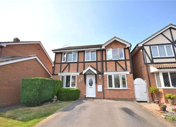 Thumbnail 4 bed detached house for sale in Jacob Close, Bracknell, Berkshire