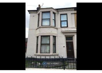 Thumbnail 4 bed semi-detached house to rent in Freehold Street, Liverpool