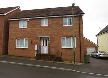 Thumbnail 4 bed detached house for sale in Marsh Court, Aberbargoed, Bargoed