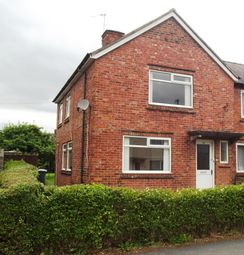 Thumbnail 4 bedroom end terrace house for sale in Seventh Avenue, Heworth, York