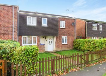 Thumbnail 4 bedroom terraced house for sale in Newnham Close, Mildenhall, Bury St. Edmunds
