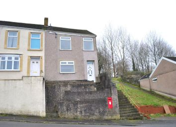 Thumbnail 3 bed end terrace house for sale in Colbourne Terrace, Swansea