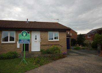 Thumbnail 2 bed bungalow for sale in West Close, Warkworth, Morpeth