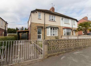 Thumbnail 3 bed semi-detached house for sale in Summerhill Road, Garforth, Leeds