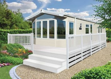 Thumbnail 3 bed mobile/park home for sale in Ord House Country Park, East Ord, Berwick Upon Tweed, Northumberland