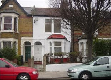 Thumbnail 3 bedroom terraced house for sale in Greenfield Road, London
