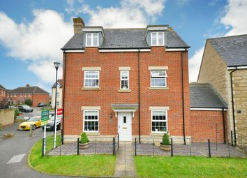 Thumbnail 4 bedroom town house for sale in Jason Close, Swindon