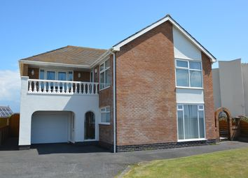Thumbnail 4 bed detached house for sale in Queens Promenade, Thornton Cleveleys