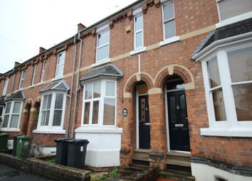 Thumbnail 4 bed terraced house for sale in Hitchman Road, Leamington Spa