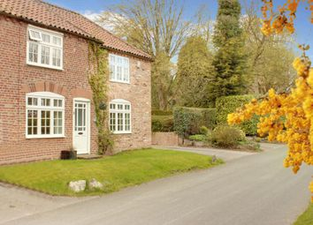 Thumbnail 4 bed semi-detached house for sale in Cherry Garth, Lund, Driffield