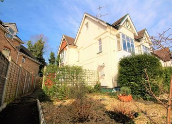 Thumbnail 2 bedroom flat for sale in Hengist Road, Bournemouth, Dorset