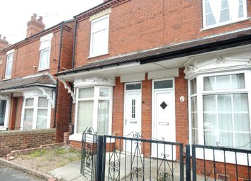 Thumbnail 3 bed terraced house for sale in Lincoln Street, Worksop
