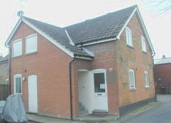 Thumbnail 1 bedroom flat to rent in Chancery Lane, Debenham, Stowmarket, Suffolk