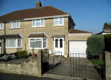 Thumbnail 3 bedroom semi-detached house to rent in Ashwell Close, Swindon