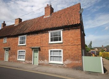 2 bed semi-detached house for sale in High Street, Collingham, Nottinghamshire. NG23