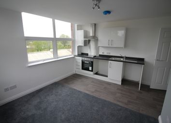 Thumbnail 1 bed flat to rent in Camden House, Grey Street, Ashton-Under-Lyne