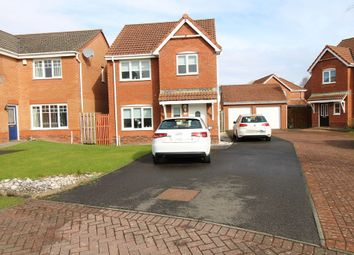 Thumbnail 3 bed detached house for sale in Dalziel Grove, Cambuslang, Glasgow