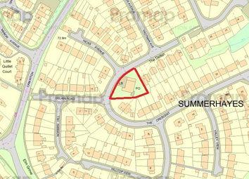 Thumbnail Land for sale in The Crescent, Tilsdown, Dursley