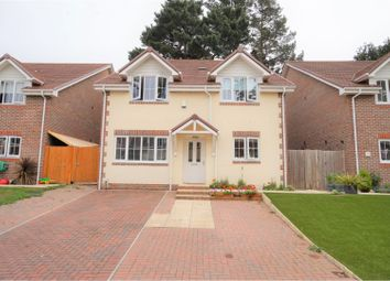 Thumbnail 4 bed detached house for sale in Hill Cottage Gardens, Southampton