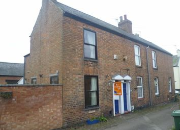 Thumbnail 1 bed cottage to rent in Main Street, Queniborough, Leicester