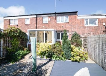 Thumbnail 3 bed terraced house for sale in Ibstock Close, Redditch, Worcestershire