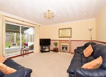 Thumbnail 3 bedroom bungalow for sale in Woodview Close, West Kingsdown, Sevenoaks, Kent