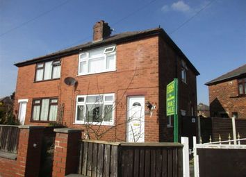 Thumbnail 3 bed semi-detached house for sale in Edna Road, Leigh, Lancashire
