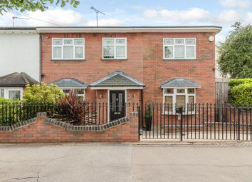 Thumbnail 4 bed end terrace house for sale in Burrow Road, Chigwell, London