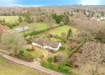 Thumbnail 3 bedroom detached bungalow for sale in Canada Common, West Wellow, Romsey, Hampshire