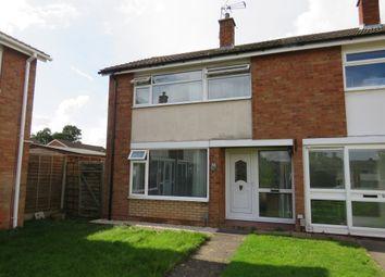 Thumbnail End terrace house for sale in Laburnum Grove, Warwick