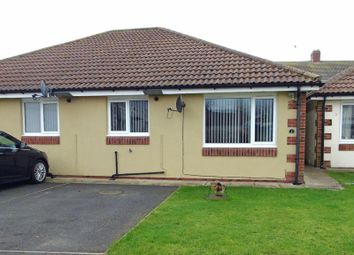 Thumbnail 2 bed bungalow for sale in Old School Close, Red Row, Morpeth