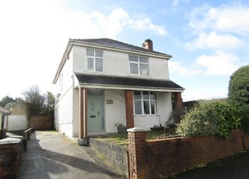 Thumbnail 4 bed detached house for sale in Mynydd Garnllwyd Road, Morriston, Swansea, City And County Of Swansea.