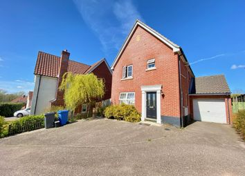 Thumbnail 4 bed detached house to rent in The Swale, Norwich