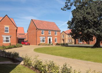 "Thumbnail 3 bed detached house for sale in ""Hadley"" at Reeds Lane, Banningham Road, Aylsham, Norwich"