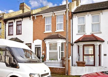 Thumbnail 3 bed terraced house for sale in Cecil Avenue, Strood, Rochester, Kent