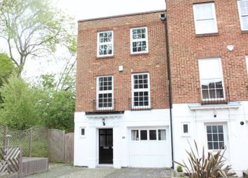 Thumbnail 5 bed end terrace house to rent in Tudor Well Close, Stanmore, Middlesex