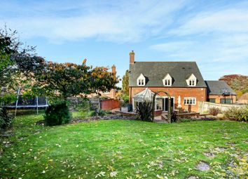 Thumbnail 4 bedroom detached house for sale in Povey Place, Bishopstone, Swindon