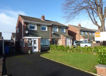 Thumbnail 3 bed semi-detached house for sale in Duncansby Crescent, Great Sankey, Warrington, Cheshire